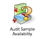 Audit Sample Availability