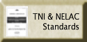 TNI & NELAC Standards